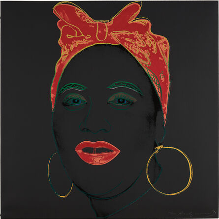 Andy Warhol, 'Mammy, from Myths', 1981