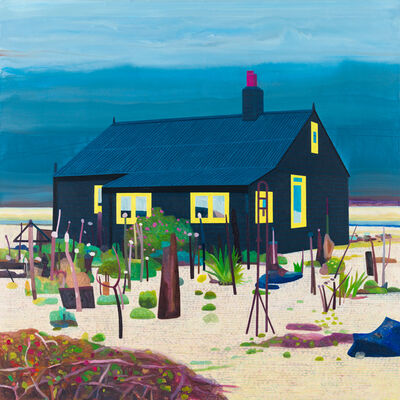 Hans Vandekerckhove, 'Prospect Cottage 1', 2020