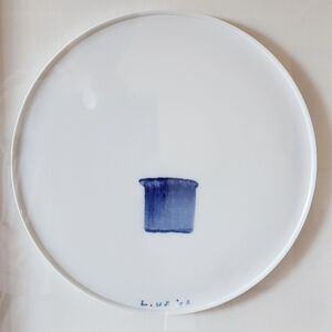 Young Sook Park, 'Plate collaborated with UFan Lee', 2009