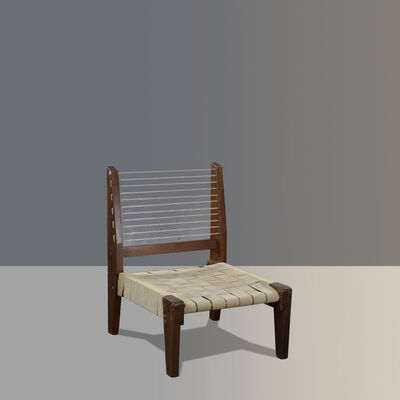 Pierre Jeanneret, 'PJ-SI-08-A | Rare Chair', ca. 1953-1954