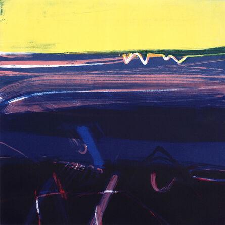 Barbara Rae, 'Western Islands', 2006
