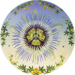 Alonsa Guevara, 'Call of the Passion Flower', 2021
