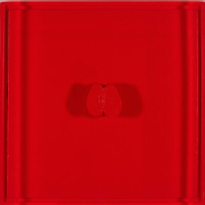 Isaac Kahn, 'The Apple - Red', 2014