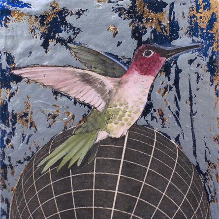 Alexis Kandra, 'Hummingbird', 2019