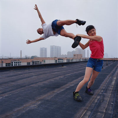 Li Wei 李日韦, 'Love at the High Place 1 n.1', 2007