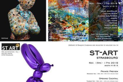 ST-ART 2019 - STRASBOURG