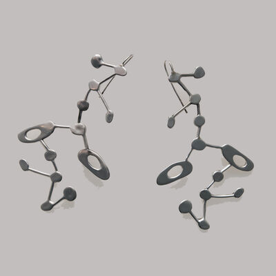Carolina Sardi, 'Constellation Earrings', 2012