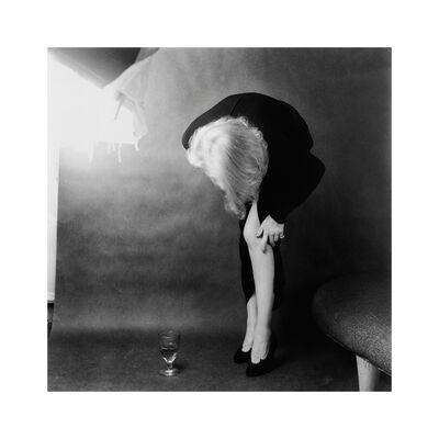 Milton H. Greene, 'Marlene Dietrich', 1952