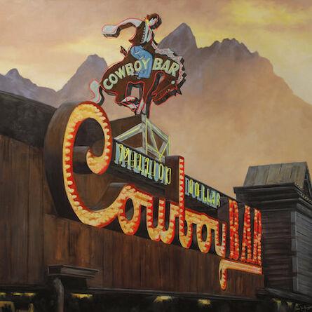 Jennifer Johnson, 'Cowboy Bar', 2019