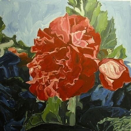 "Yevgeniy Fiks, 'Kimjongilias a.k.a. ""Flower Paintings"" no. 7', 2008"