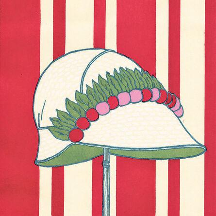 """Georges Lepape, '""""Le Chapeau""""', 1911"""