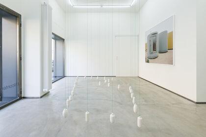 Exhausted Sandglass - Maria D. Rapicali | Matan Ashkenazy