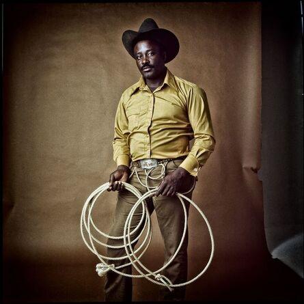Dwight Carter, 'Cowboy Bill', 1970