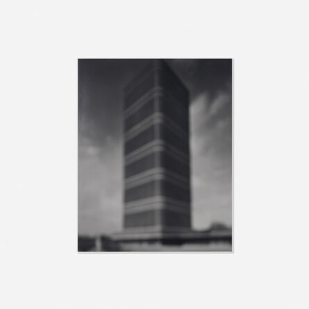 Hiroshi Sugimoto, 'S.C. Johnson Wax Building, Frank Lloyd Wright', 2001
