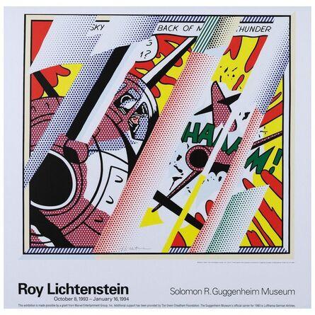 Roy Lichtenstein, 'Guggenheim', 1968