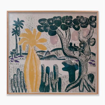Tarsila do Amaral, 'Untitled', 1972