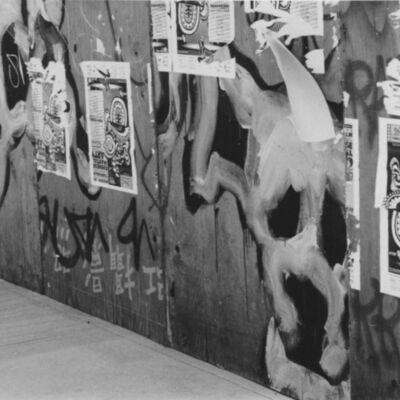 Arabella Colton, 'Wall Dogs — Chinese Martial Arts, Stockton St., San Francisco 1993 ', 1993
