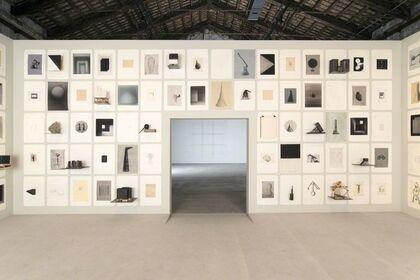 Marco Tirelli at 55th Venice Biennale. The Italian Pavilion
