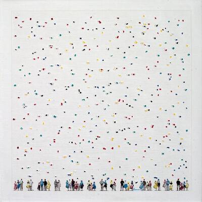 Chamoun Chaouki, 'Blooming Skies VIII', 2021