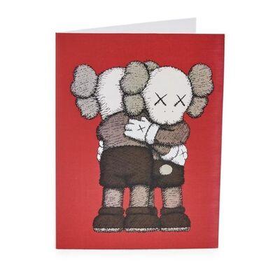 KAWS, 'KAWS Holiday Card (MOMA)', 2018