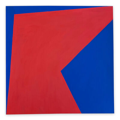 Ulla Pedersen, 'Cut-Up Paper 2001 (Abstract painting)', 2020