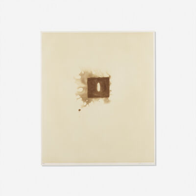 Anish Kapoor, 'Untitled from the Skowhegan Suite', 1991