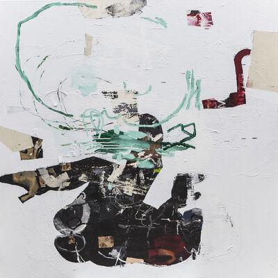 Tim Hussey, 'Aphasia 8', 2016