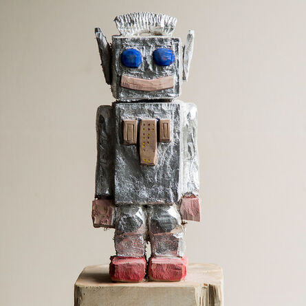 Albrecht Klink, 'i robot', 2020