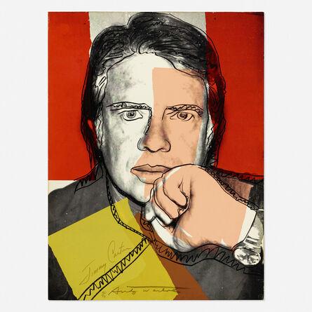 Andy Warhol, 'Jimmy Carter I', 1976