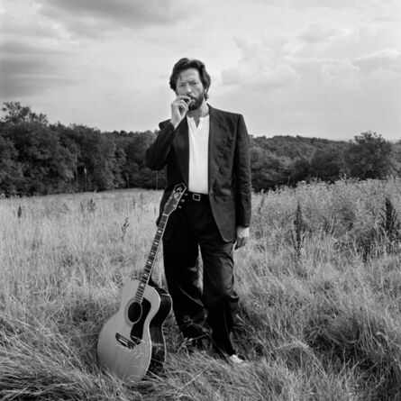 Terry O'Neill, 'Eric Clapton', 1993