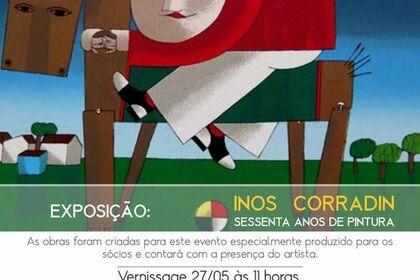Inos Corradin – Sessenta Anos de Pintura
