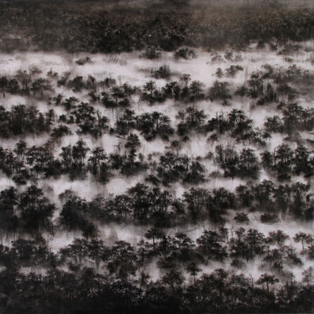 Chong Siew Ying, 'Mist Upon The Rain Forest ', 2015