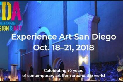 ART Expo San Diego 2018