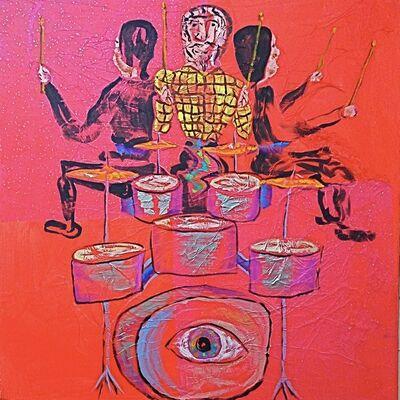Brett De Palma, 'Eye of the drummer', 2016
