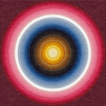 Yan Lei, 'Color Wheel Rug/Tapestry (TJ6018)', 2017