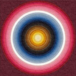 Yan Lei, 'Color Wheel Rug/Tapestry (TJ6018)'
