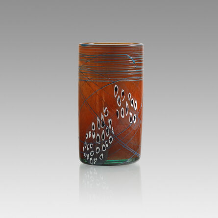 Dale Chihuly, 'Early Blanket Cylinder, Providence, RI', 1978