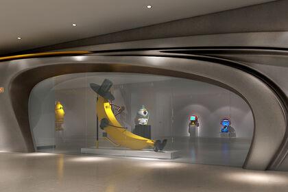 Wu Kong | Wang Ninghua Digital Art Exhibition