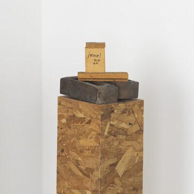 Georg Herold, 'Jewel No. IV', 1987