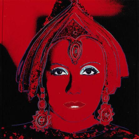 Andy Warhol, 'The Star (Greta Garbo)', 1981