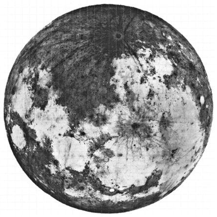 Mungo Thomson, 'Negative Space (STScIPRC1999- 14d)', 2013