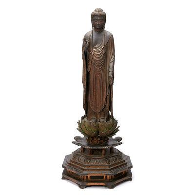 'Standing Amida Nyorai', Mid–late 13th century