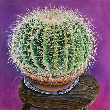 Ishbel Myerscough, 'Cactus', 2018