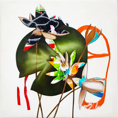 Fiona Ackerman, 'Water Lily', 2019