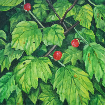 Jimin Im, 'Raspberry tree', 2020