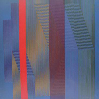 Ary Brizzi, 'Iteracción 7', 1969