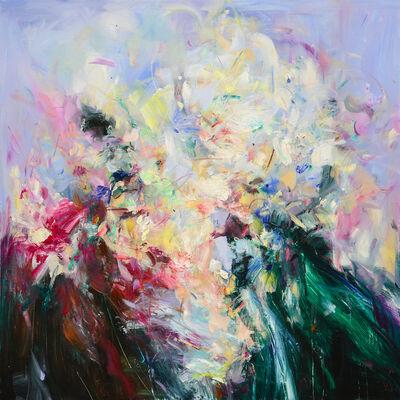 Yangyang Pan, 'Abstract Portrait', 2018