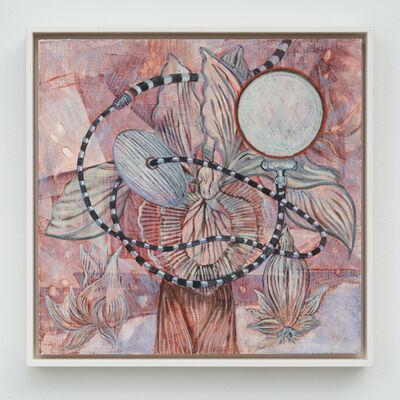 Ellen Lanyon, 'Poyet Pink', 2002