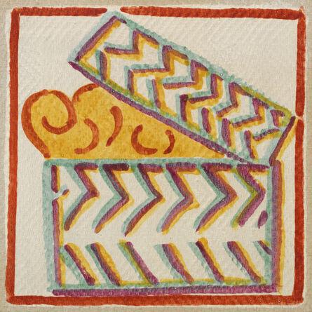 Sigrid Holmwood, 'Colourbox: yellow', 2016