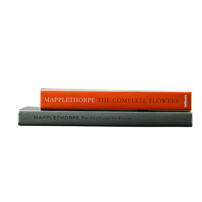Robert Mapplethorpe, 'Robert Mapplethorpe: Perfection In Form, Eds. Franca Falletti and Jonathan Nelson, 2009 and Herbert Muschamp, Mapplethorpe: The Complete Flowers, 2006', 2006-2009